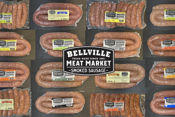 Pecan Smoked Sausage